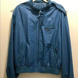Steve Harrington Members Only Jacket 46 XL Blue